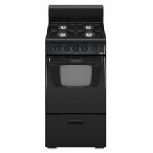 20 Freestanding Gas Range