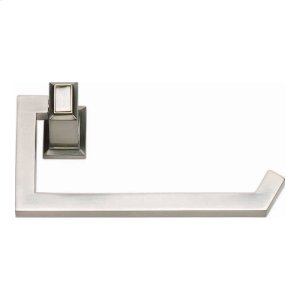 Sutton Place Bath Tissue Hook - Brushed Nickel Product Image