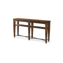Trisha Yearwood Ginkgo Sofa Table