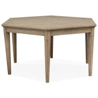 Hexagonal Dining Table Product Image