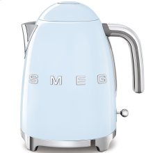 Electric Kettle, Pastel blue