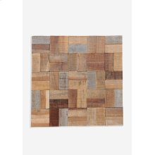 (LS) Kayu Basketweave - Natural (11.81X11.81X0.39) = 0.97 sqft