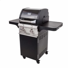 Cast Black 2-Burner Gas Grill