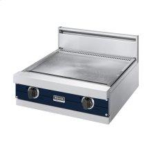 """Viking Blue 24"""" Griddle/Simmer Plate - VGGT (24"""" wide griddle/simmer plate)"""