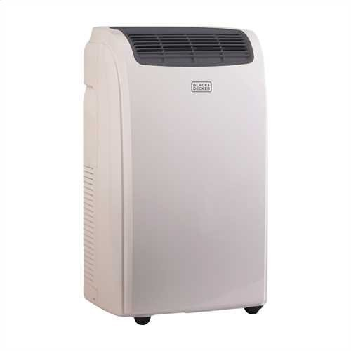 14,000 BTU Cooling, 11,000 BTU Heating Portable Air Conditioner with Remote Control & Heat Pump