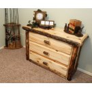 Dark 3 Drawer Chest Product Image