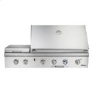 """Heritage 52"""" Outdoor Grill, Stainless Steel, Liquid Propane Product Image"""