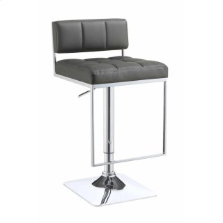 Talia Adjustable Bar Stool Grey