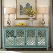 4 Door Accent Cabinet Product Image