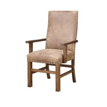 Chambers Creek - Arm Chair Fully Upholstered with Nailhead (Set of 2)