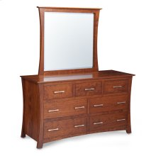 Loft Dresser Mirror, Large