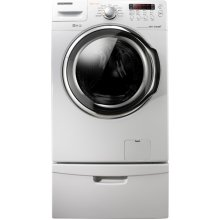 3.7 cu. ft. Washer (This is a Stock Photo, actual unit (s) appearance may contain cosmetic blemishes. Please call store if you would like actual pictures). This unit carries our 6 month warranty, MANUFACTURER WARRANTY and REBATE NOT VALID with this item. ISI 34533