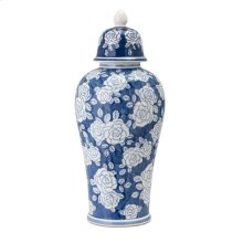 Remy Large Ceramic Lidded Jar