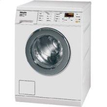 White 5.5 kg W 3033 Washing Machine - Midsize canister