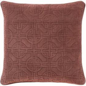 "Quilted Cotton Velvet QCV-004 20"" x 20"""
