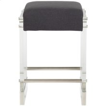 Thayer Acrylic Frame Counter Stool V377-CS
