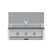 "Grill, Built-in, (3) U-burner, 36"" -lp"