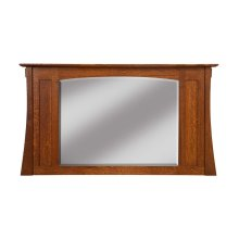 Highland 12 Drawer Dresser Mirror