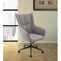 DC#206-HAR - DESK CHAIR Fabric Desk Chair Product Image