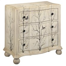 Winter Woods Chest