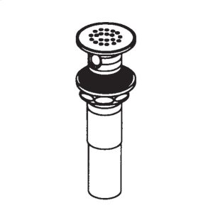 """Commercial 1 1/4"""" grid strainer waste Product Image"""