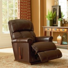 Pinnacle Reclina-Rocker Leather