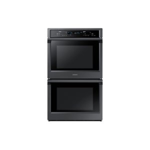 "30"" Double Wall Oven in Black Stainless Steel Product Image"