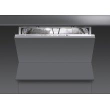 """Fully Integrated Horizontal 36"""" Dishwasher"""