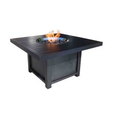 "Outdoor Fire Pit : Monaco 42"" Square"