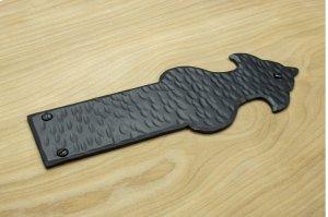 "Black 8.5"" Gate Faux Hinge 771503 Product Image"