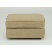 Vail Fabric Ottoman