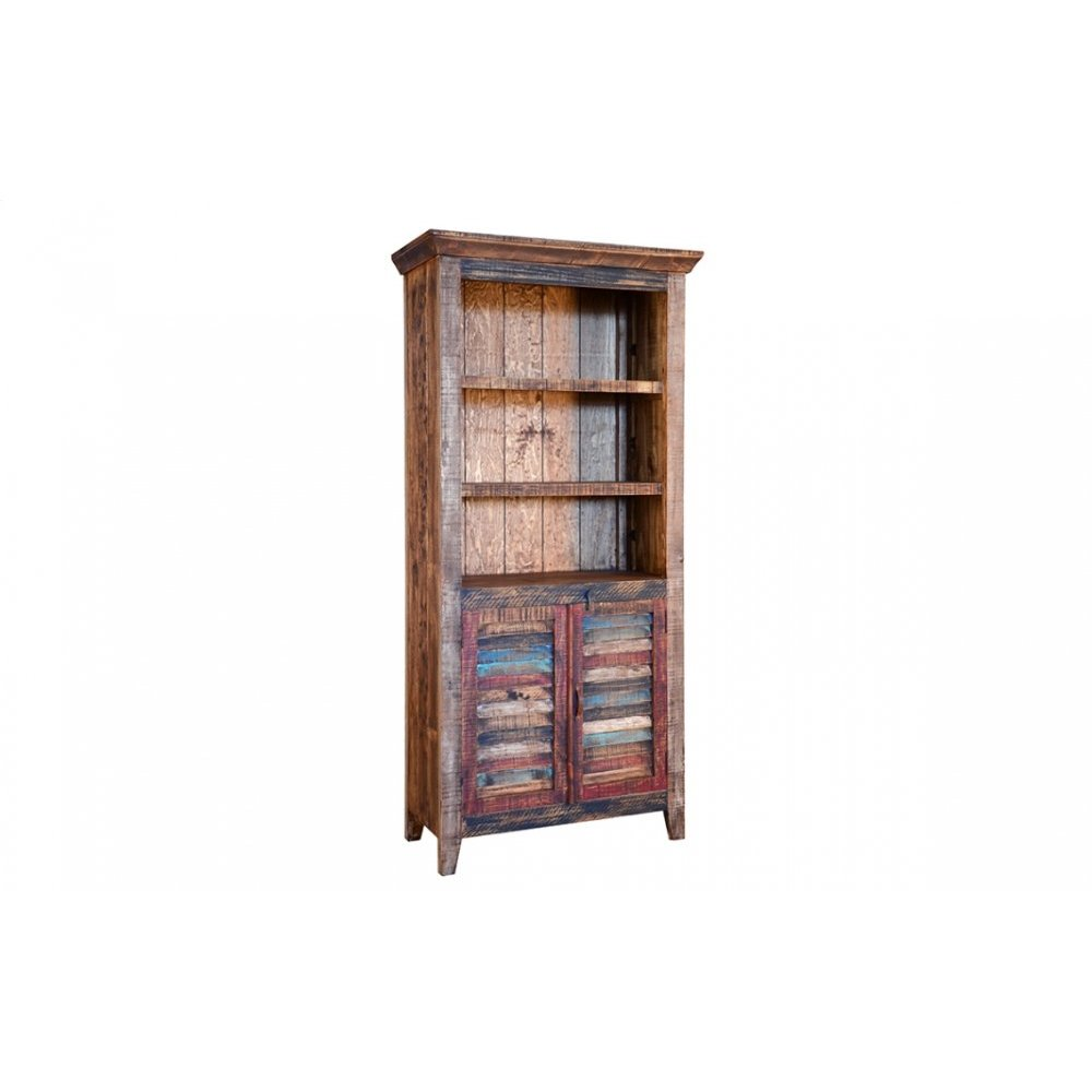 Cabana 2 Door Bookshelf