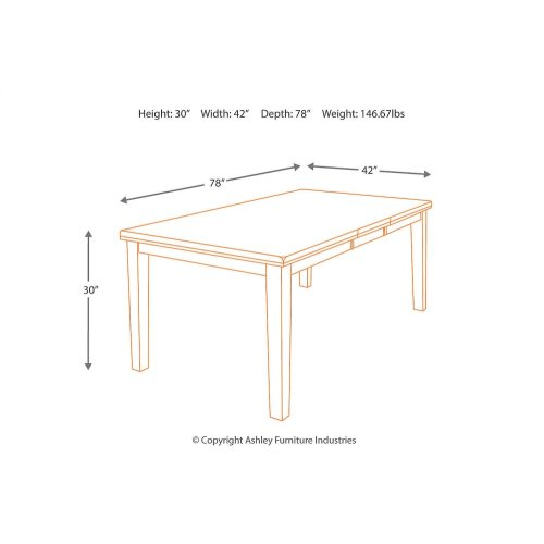 Ralene Table