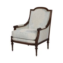 Lela Upholstered Chair - Nail Trim