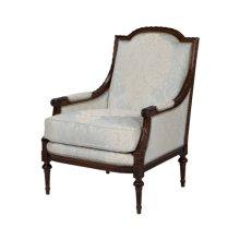 Lela Upholstered Chair - Nail Trim