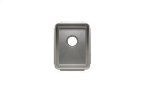 """Classic 003203 - undermount stainless steel Kitchen sink , 12"""" × 16"""" × 8"""" Product Image"""