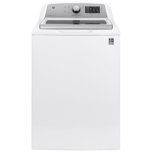 GE® 4.6 cu. ft. Capacity Washer with Tide PODS™ Dispense