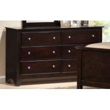 Dresser 6 Drawer