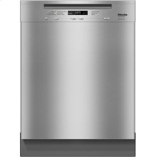 G 6625 SCU AM Pre-finished, full-size dishwasher with visible control panel, 3D+ cutlery tray, water softener and 6 Programs Product Image