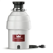 Legend 1 Horsepower Garbage Disposal