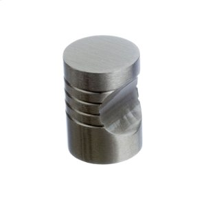 "3/4"" diameter Knob - Nickel Stainless Product Image"