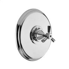"""3/4"""" Thermostatic Shower Set - Deluxe Plate with Regent-X Handle"""