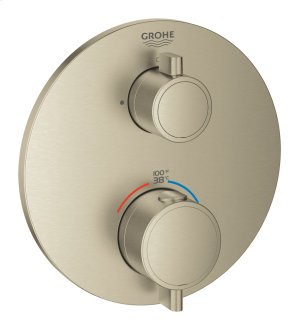 Grohtherm Single Function 2-Handle Thermostatic Trim Product Image
