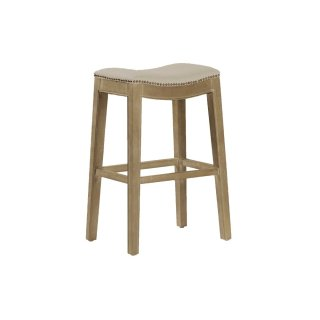 "Vivian 30.5"" Bar Stool - Natural"