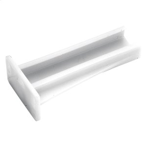 White Bottom Mount Euro Drawer Slide Bracket for 1700 Series (2-Pack) Product Image