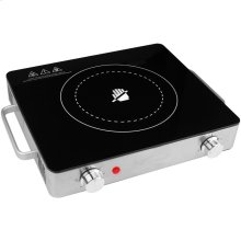 Single Infrared Electric Countertop Burner
