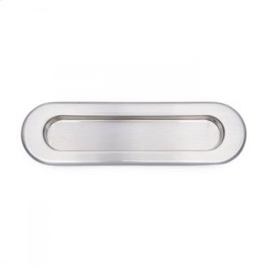 Thick Oval Flush Pull Product Image