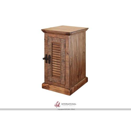 1 Door Chair Side Table