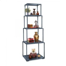 14208 KILDAIR IV - IRON STACKING ETAGERE