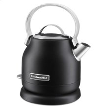 1.25L Electric Kettle - Black Matte